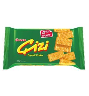 UIker Cizi Cheese Crackers 12x(4x70gr)