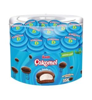 Ulker Cokomel Mini 6'li Marshmallow Biscuit 6x35gr