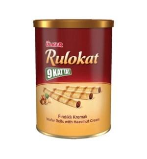 Ulker Rulokat Wafer w/Hazel Cream 6/170 gr