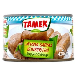 Tamek Stuffed Cabbage (can) 12/420 gr