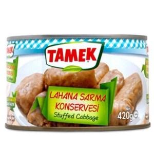 Tamek Stuffed Cabbage (can) 12/420 gr