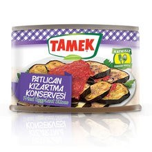 Tamek Fried Eggplant (can) 12/380 gr