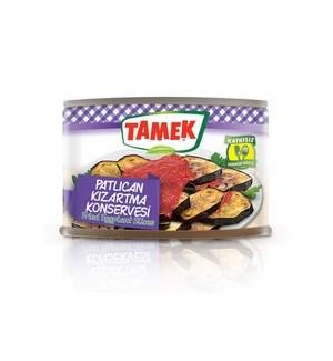 Tamek Fried Eggplant (can) 12/380 gr