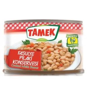 Tamek Cooked White Beans 12/420 gr