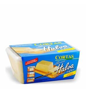Cortas Halva Plain 12/2 lb