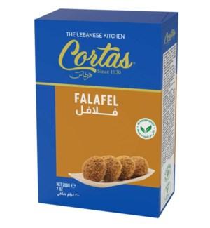 Cortas Falafel Powder 12/7 oz