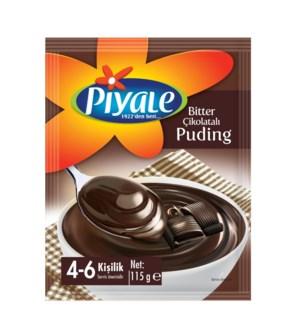 Piyale Pudding w/Dark Chocolate 115gr (12ea/2box)