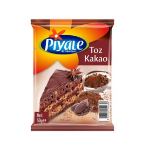 Piyale Cocoa Powder 24/100 gr