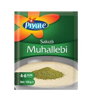 Piyale Pudding Sazkizli Muhallebi 125gr (12ea/2box)