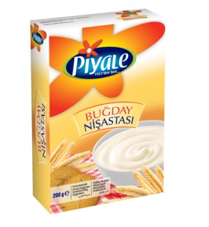 Piyale Wheat Starch 10/200 gr