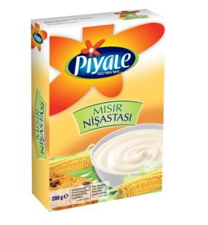 Piyale Corn Starch 10/200 gr