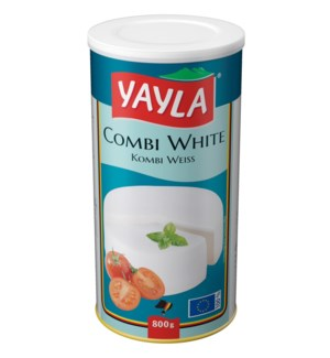 Yayla Combi White Cheese 6/800 gr