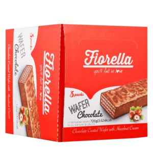 Fiorella Multi Wafer (3x30gr) 8pk / 4bx