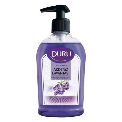 Duru Liquid Soap Mediterranean Lavender 12/300 ml