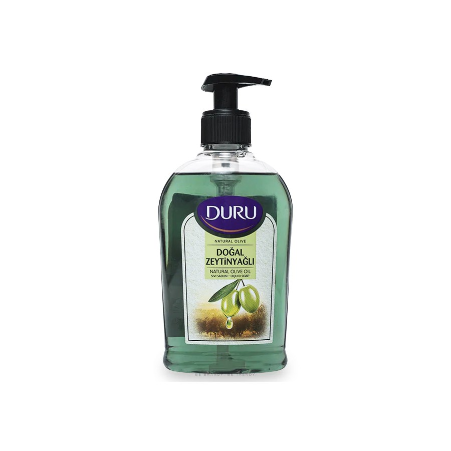 Duru Liquid Soap Natural Olive Oil 12/300 ml