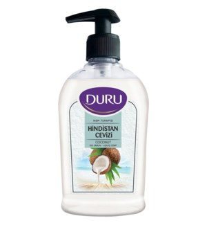 Duru Liquid Soap Coconut 12/300 ml