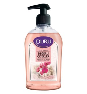 Duru Liquid Soap Precious Flowers 12/300 ml