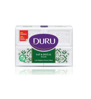 Duru Pure & Natural Classic Soap 15/(4x150gr)