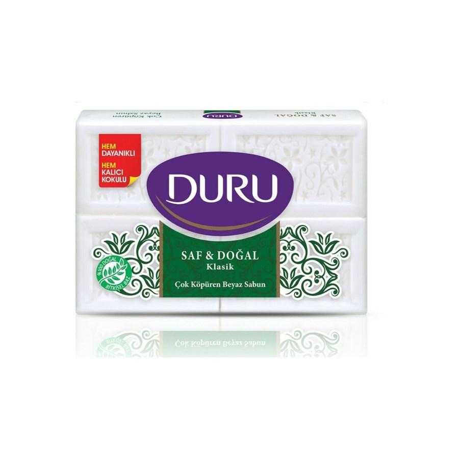 Duru Pure & Natural Classic Soap 15/(4x150gr)