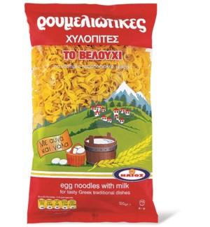 Helios Roumeliotiko Noodles 12/500 gr