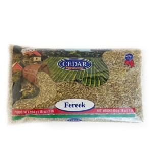 Cedar Fereek 24/454 gr