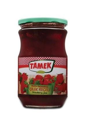 Tamek Strawberry Jam (glass) 6/800 gr