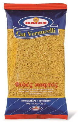 Helios Vermicelli Cut 12/500 gr