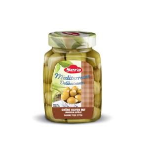 Sera Green Olives 12/720 ml