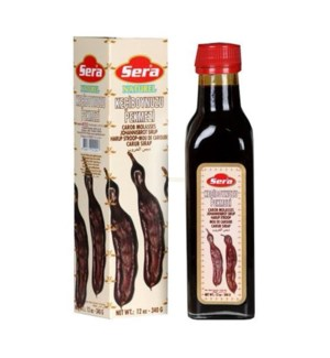 Sera Carob Molasses 12/250 ml