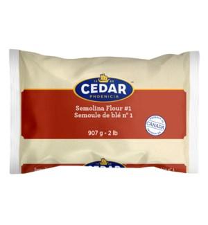 Cedar Semolina #1 10/907 gr