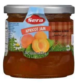 Sera Apricot Jam 12/350 ml