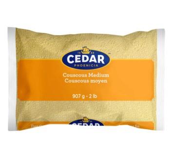 Cedar Couscous MED 10/907 gr