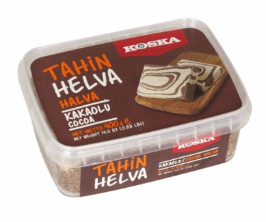 Koska Halva w/Cacao 12/400 gr