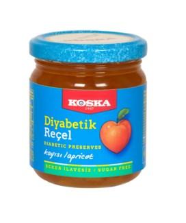 Koska Diabetic Apricot Preserves 12/240 gr