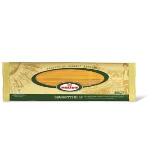 Helios Spaghetti Organic 12/500 gr