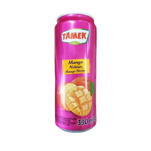 Tamek Mango Juice (can) 24/330 ml