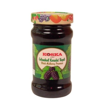 Koska Black Mulberry Preserves 12/380 gr