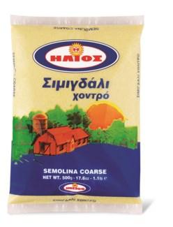 Helios Semolina Coarse 12/500 gr