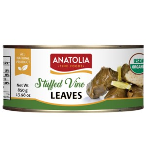 Anatolia Stuffed Vine Leaves 24/400 gr