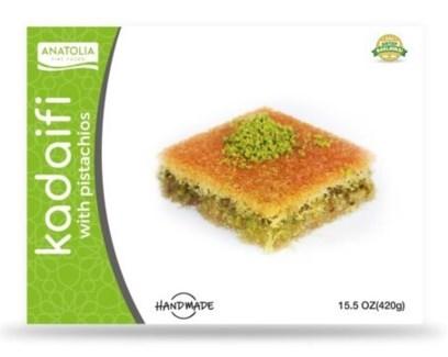 Anatolia Kataifi w/Pist 12/480 gr