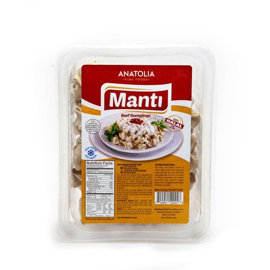 Anatolia Turkish Manti 16/12 oz
