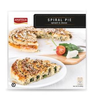 Anatolia Sprial Spinach & Cheese Pie 10/800 gr