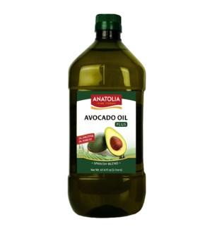 Anatolia Avocado Oil Plus 6/67.6 oz