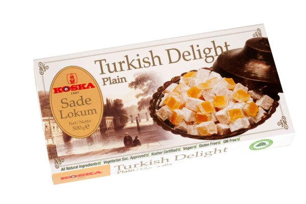 Koska Turkish Delight Plain 12/500 gr