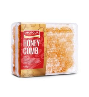 Anatolia Natural Honey Comb 12/400 gr