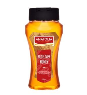 Anatolia Wildflower Honey Squeeze 12/350 gr