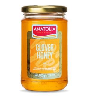 Anatolia Clover Honey 12/500 gr
