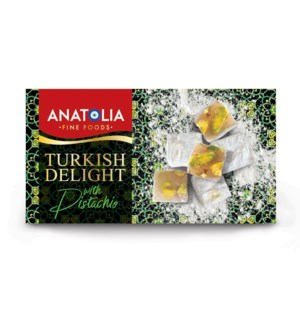 Anatolia Pistachio Turkish Delights 12/454 gr