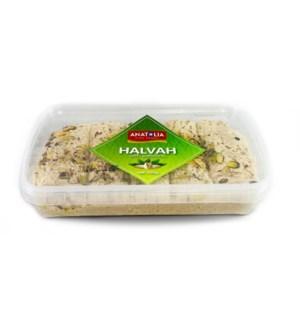 Anatolia Sliced Pistachio Halva 12/350 gr