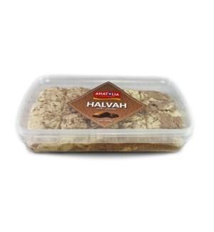 Anatolia Sliced Cocoa Halva 12/350 gr